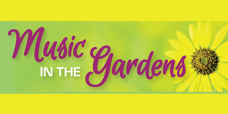 Music in the Gardens – Dubuque365