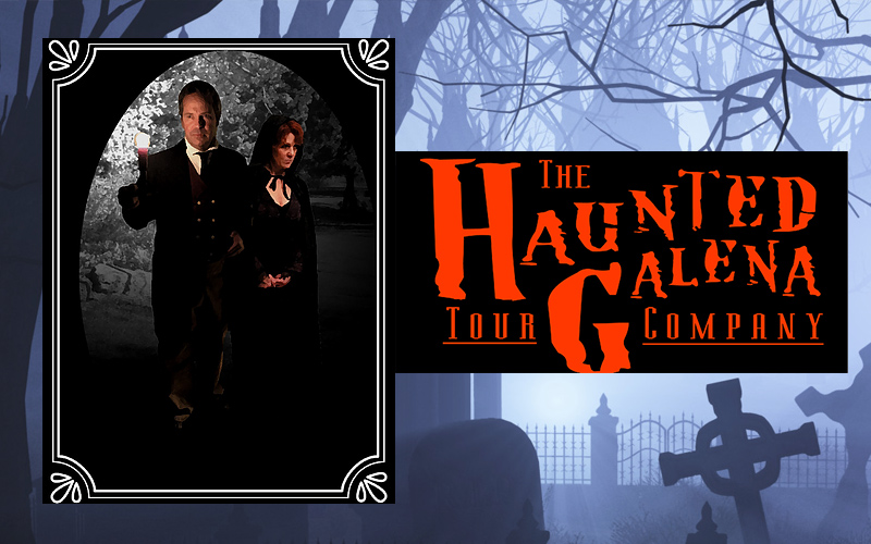 Eerie Nights Ghost Tour Events
